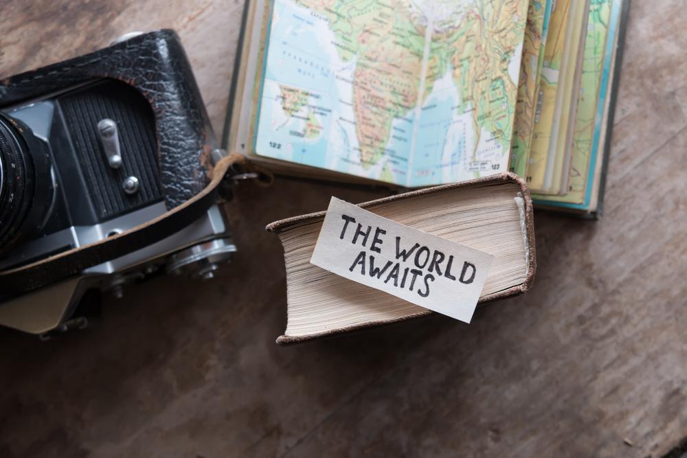studies world map travel